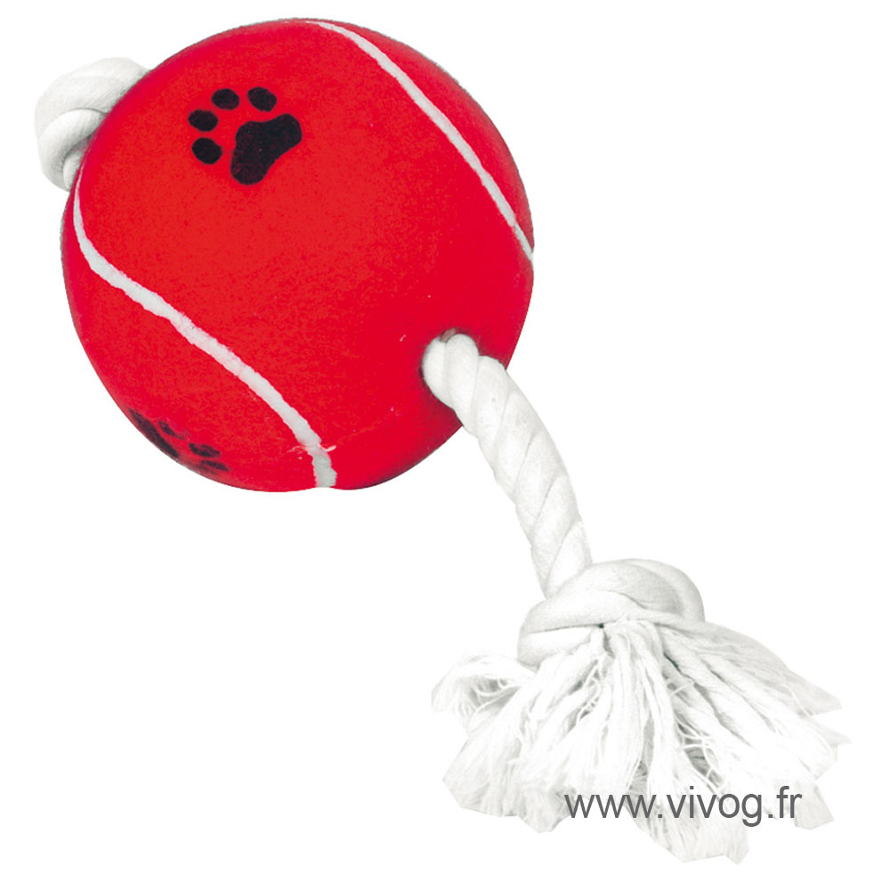 Dog Toy - tennis balls - ball ACE paw - sold individually