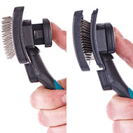 More informations about: Dog and cat brush - Hygenisliker brush