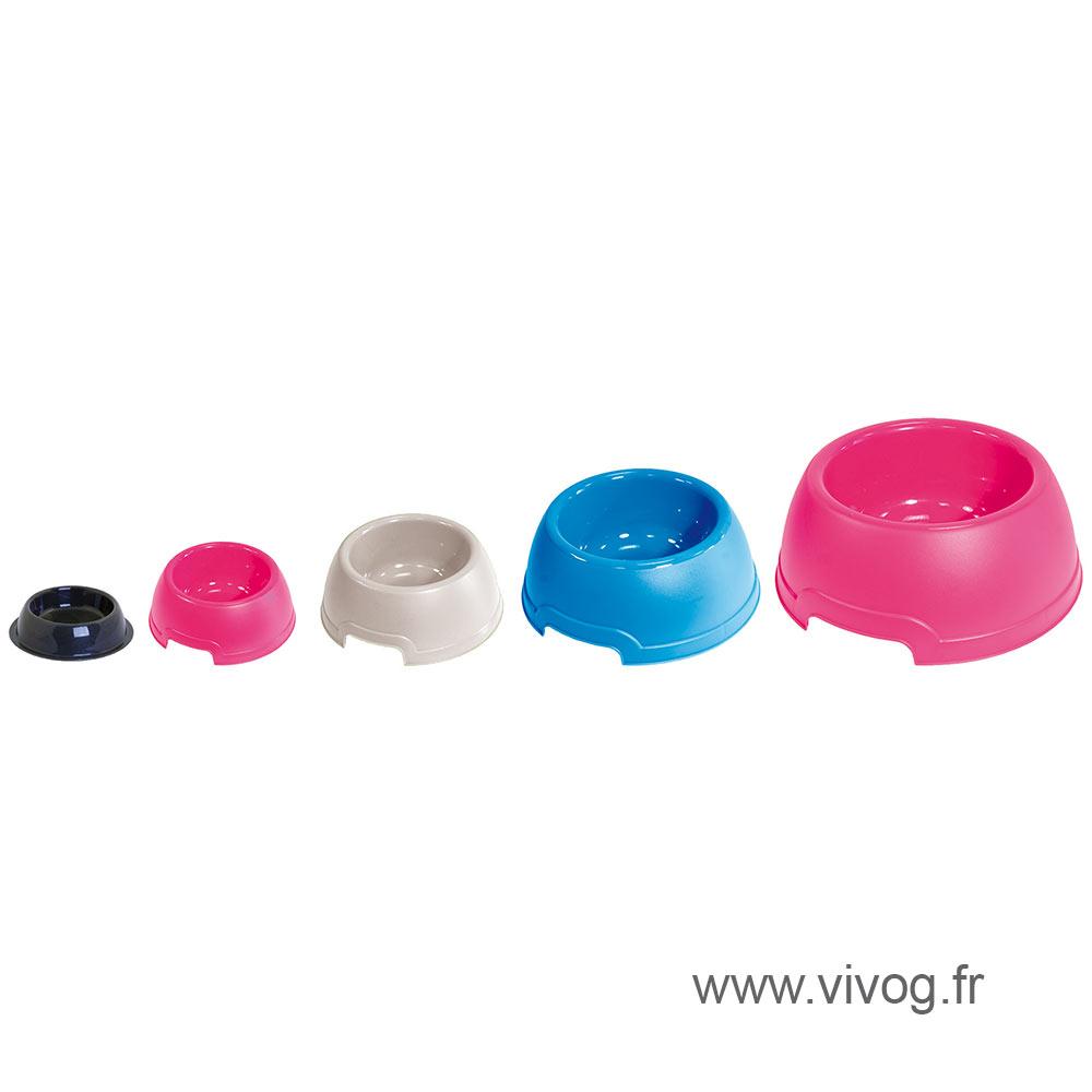 Gamelle pour chien - plastiques