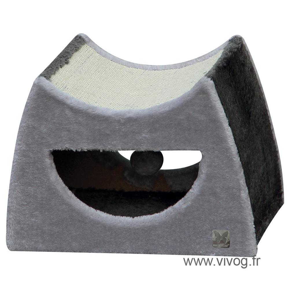Griffoir chat - gris