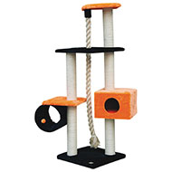 More informations about: Cat tree - Wildcat Orange