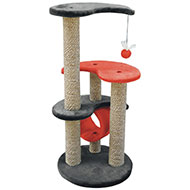 More informations about: Cat tree - Ying Yang Cat - Orange