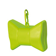 More informations about: Picks up dirt - bag dispenser - Bow green