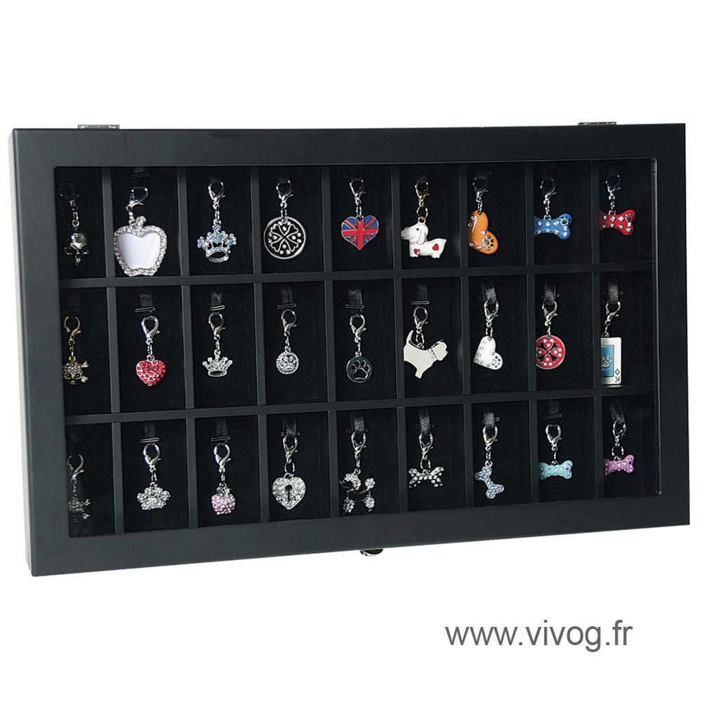 Bijoux pour chien - Coffret de 27 bijoux
