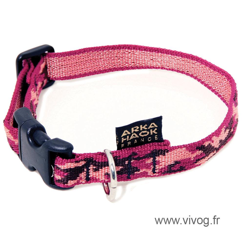 Dog collar - Camo