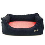 More informations about: Domino dog basket - memory foam