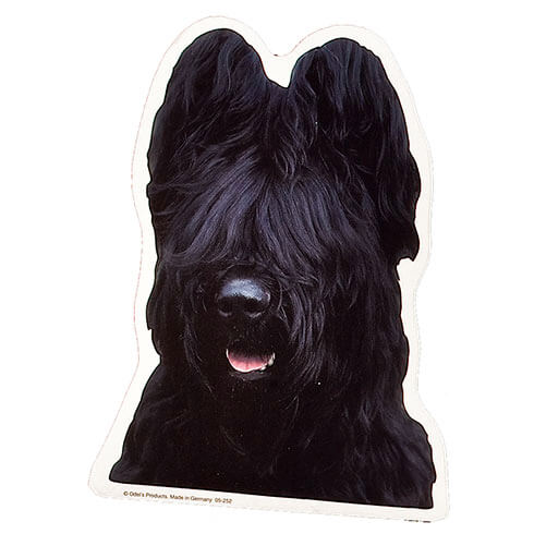 More informations about: Briard Sticker - 15cm