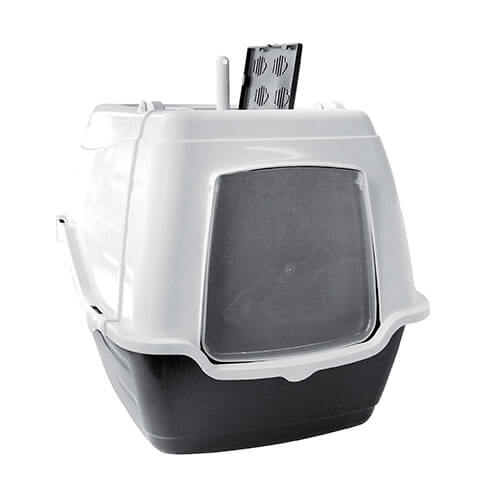 More informations about: Vivog covered litter tray - L.40 x W50 x H39 cm