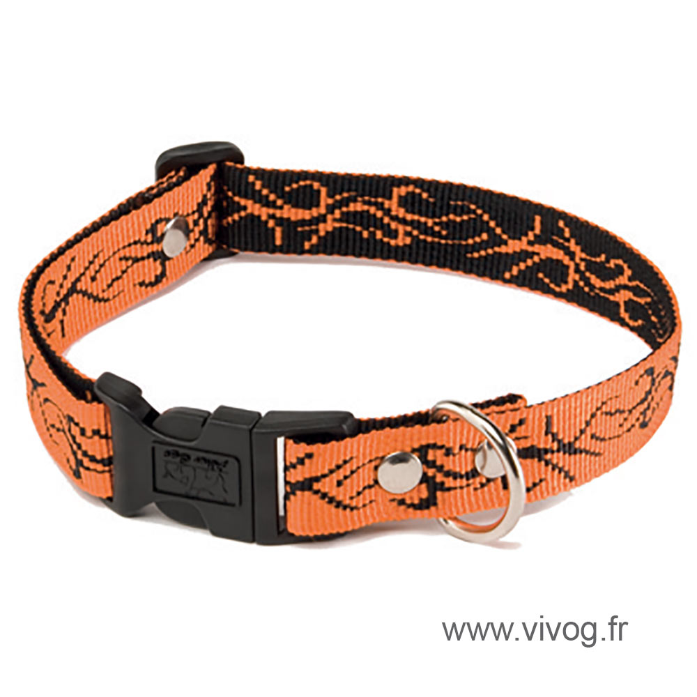 Dog collar - Tatoo