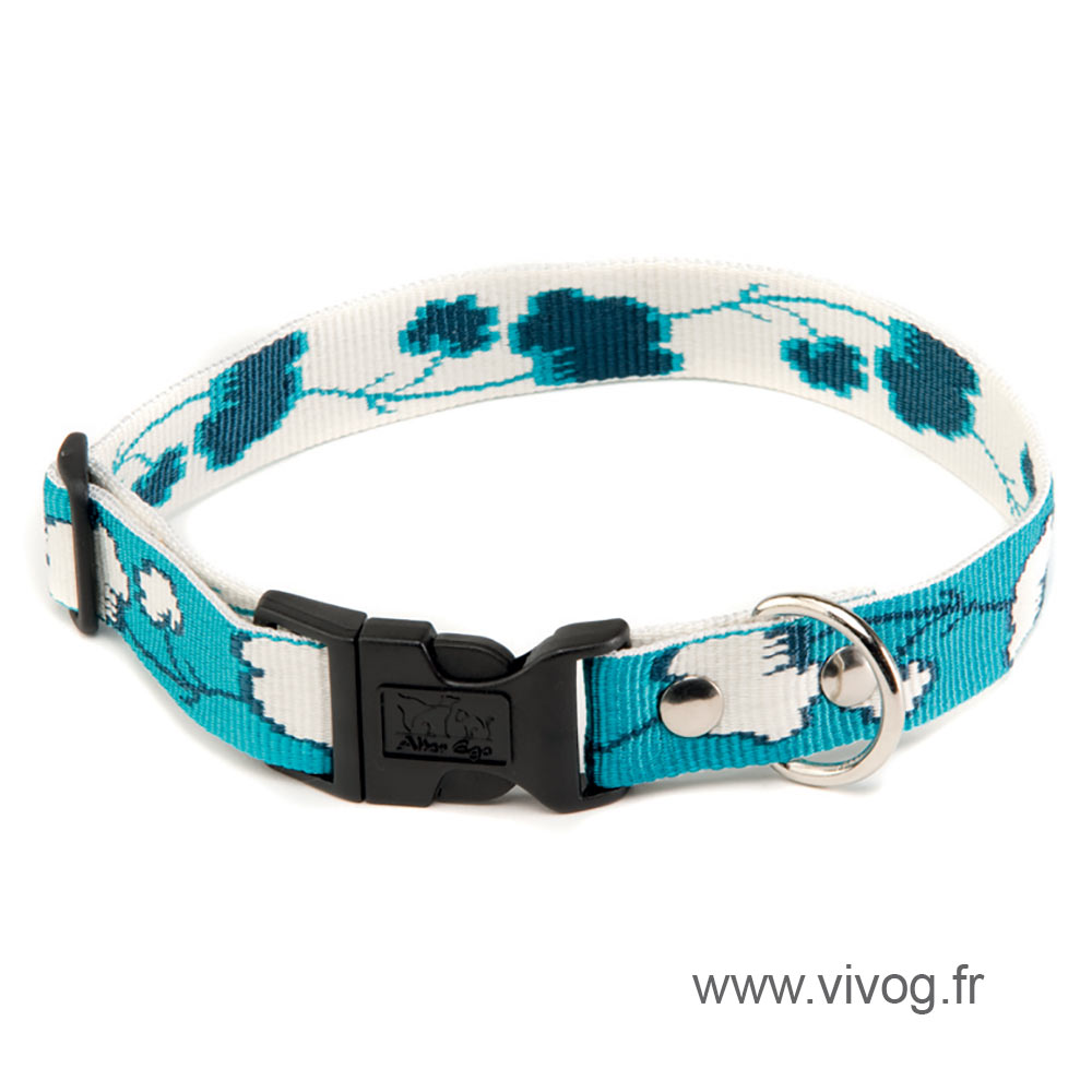 Dog collar - Bamboo Flower