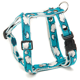 Dog harness - Bamnoo Flower