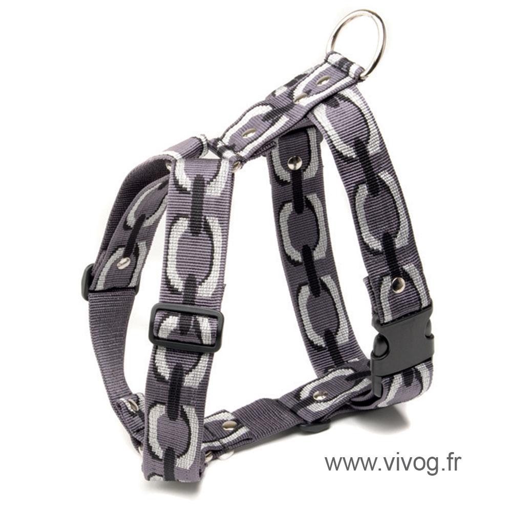 Harnais pour chien - Bijou Lurex