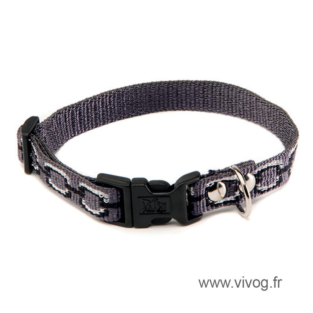 Collier pour chien - Bijou Lurex