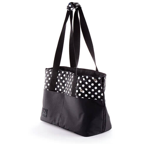 More informations about: Carrying bag for dogs and cats - peas shopping bag
