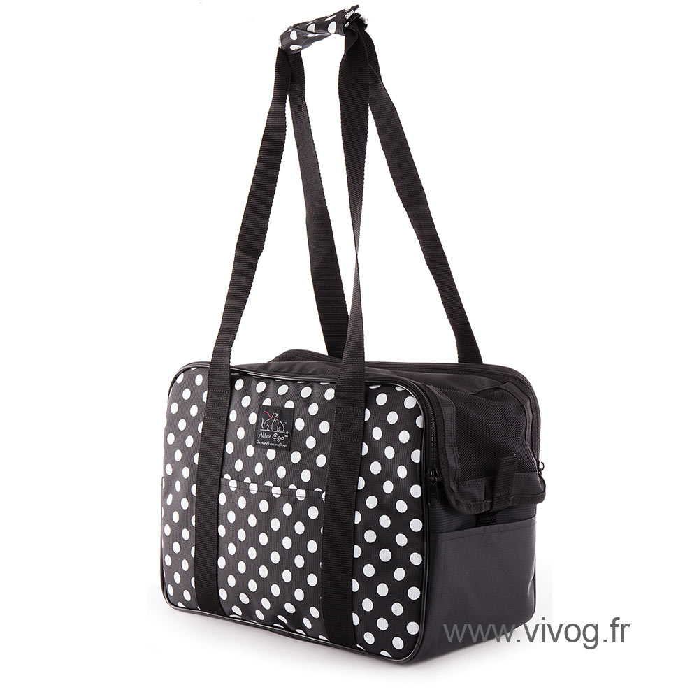 Carrying bag for dogs and cats - peas weekend bag