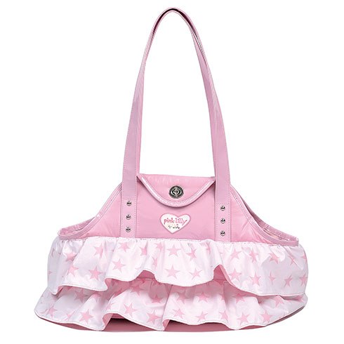 "Plus d'informations sur le produit : Sac de transport ""Pink Lilly"""