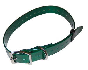 More informations about: Green polyurethane strap