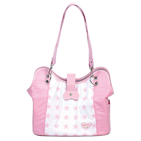 "More informations about: Traver bag ""Pink Lilly"""