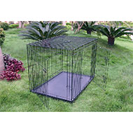 More informations about: Cage de transport pliante Vivog en métal