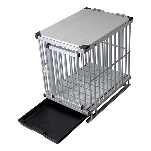 More informations about: Lightweight aluminium waiting cage