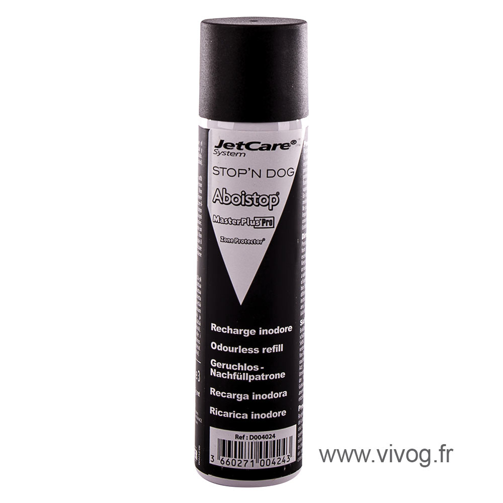 Recharge Dynavet pour JetCare System et Stop'N Dog - 75ml