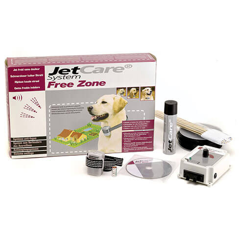 More informations about: Collier éducateur à spray - JetCare System Free Zone