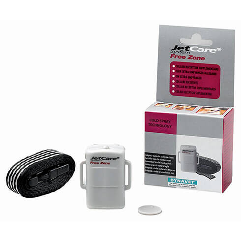 More informations about: Kit Collier supplémentaire JetCare System Free Zone
