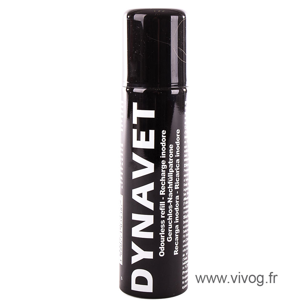 Recharge Dynavet pour JetCare System et Stop'N Dog - Inodore 150ml