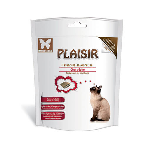 Plus d'informations sur le produit : Friandises Plaisir by Héry chat adulte 50g