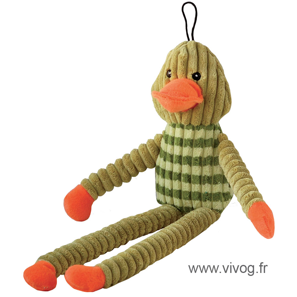 Duck plush - for dog