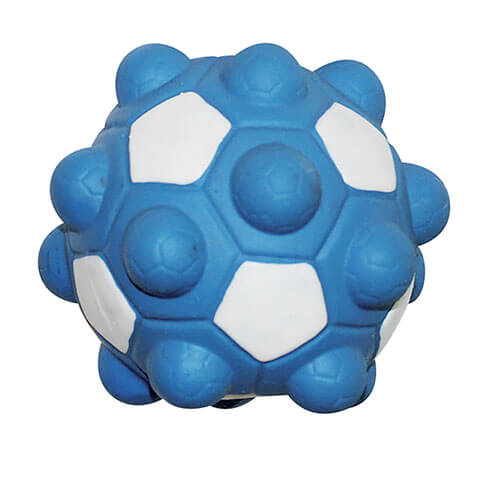 Plus d'informations sur le produit : Ballon soccer latex 9cm