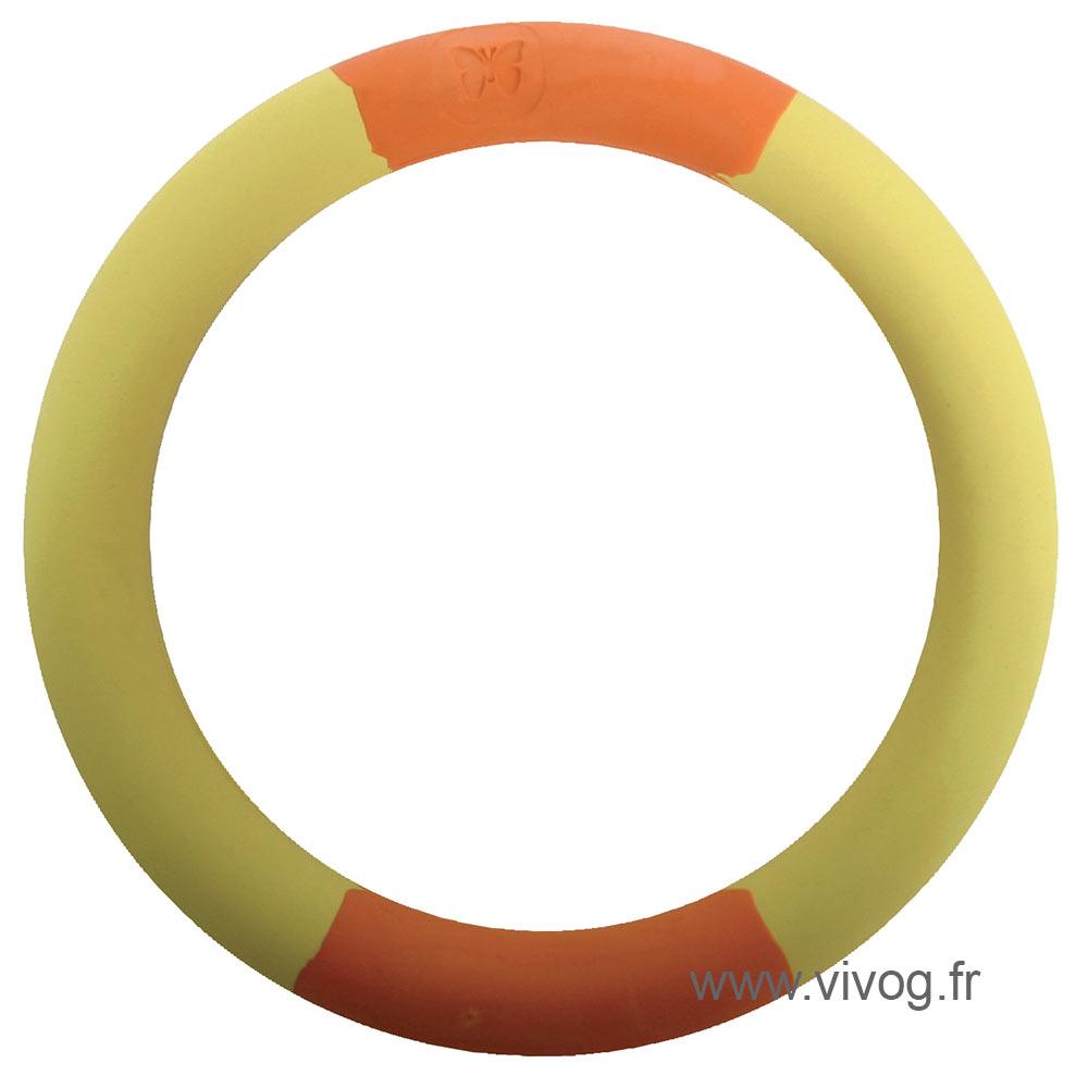 Jouet Rubb'n'Color anneaux - 14,5 cm