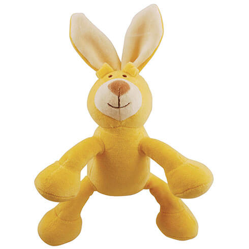 More informations about: Jouet peluche bio - lapin 15 cm