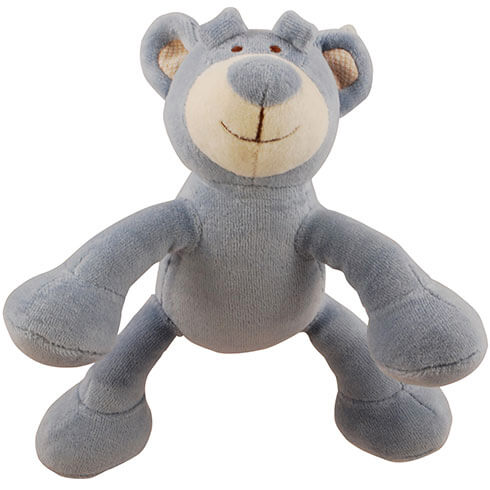 More informations about: Jouet peluche bio - ours - 15 cm