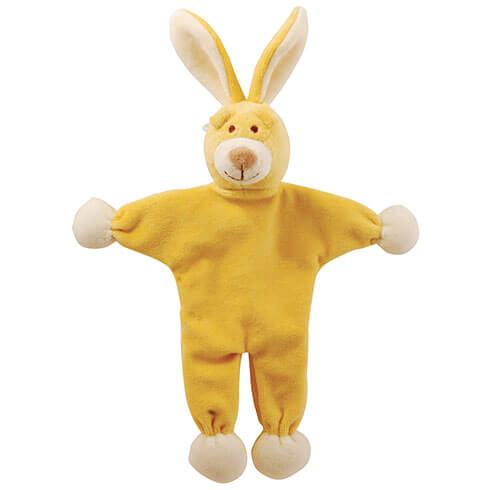 More informations about: Jouet peluche bio - lapin - 23 cm