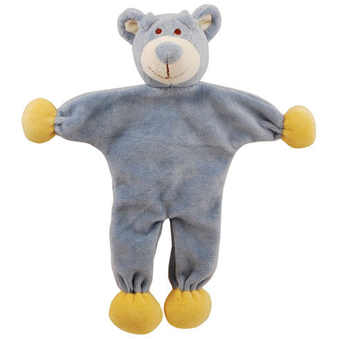 More informations about: Jouet peluche bio - ours - 23 cm