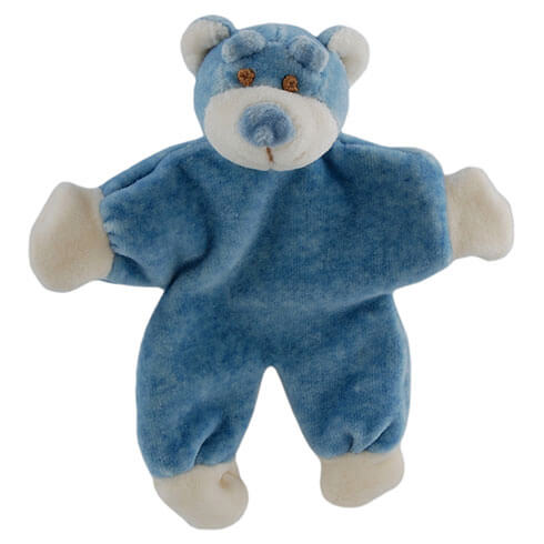 More informations about: Jouet peluche bio - ours - 13 cm