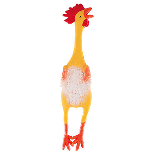 More informations about: Jouet latex poulet 38 cm
