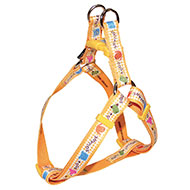 More informations about: Circus Yellow harness