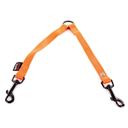 More informations about: Accouple nylon orange
