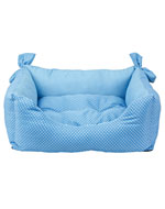 """Plus d'informations sur le produit :Sofa bleu """"Eepop"""""""