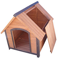 More informations about: Wood kennel