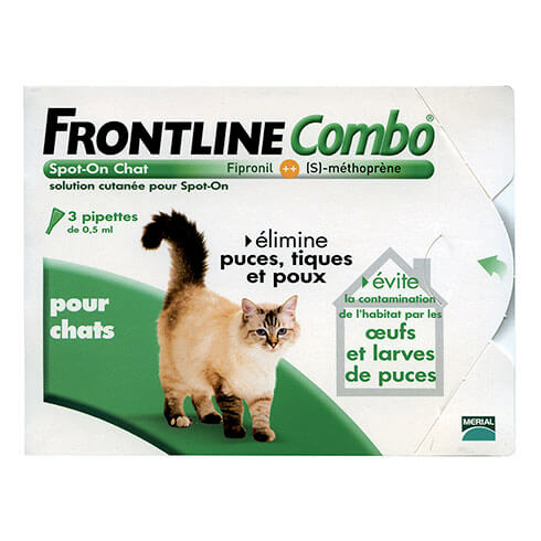 More informations about: Frontline Combo cat