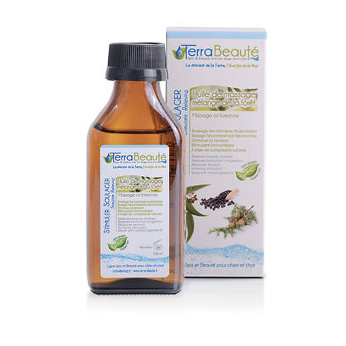 More informations about: Forest-mix massage oil