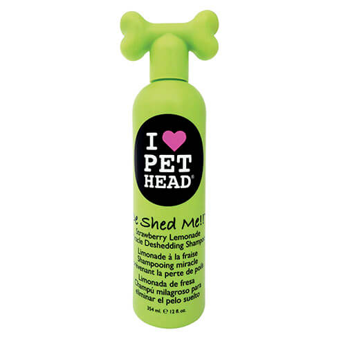 Plus d'informations sur le produit : Shampooing Pet Head - De Shed me
