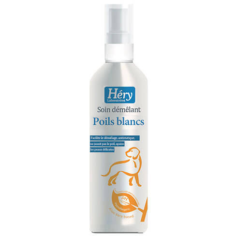 More informations about: Soin démêlant poils blancs Héry 200ml