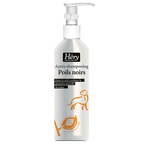 More informations about: Après shampooing poils noirs Héry 200ml