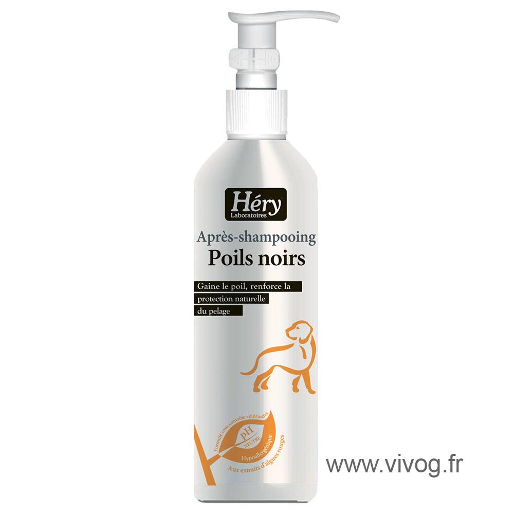 Après shampooing poils noirs Héry 200ml