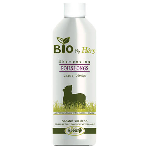 More informations about: Shampooing poils longs Bioty By Héry 200ml