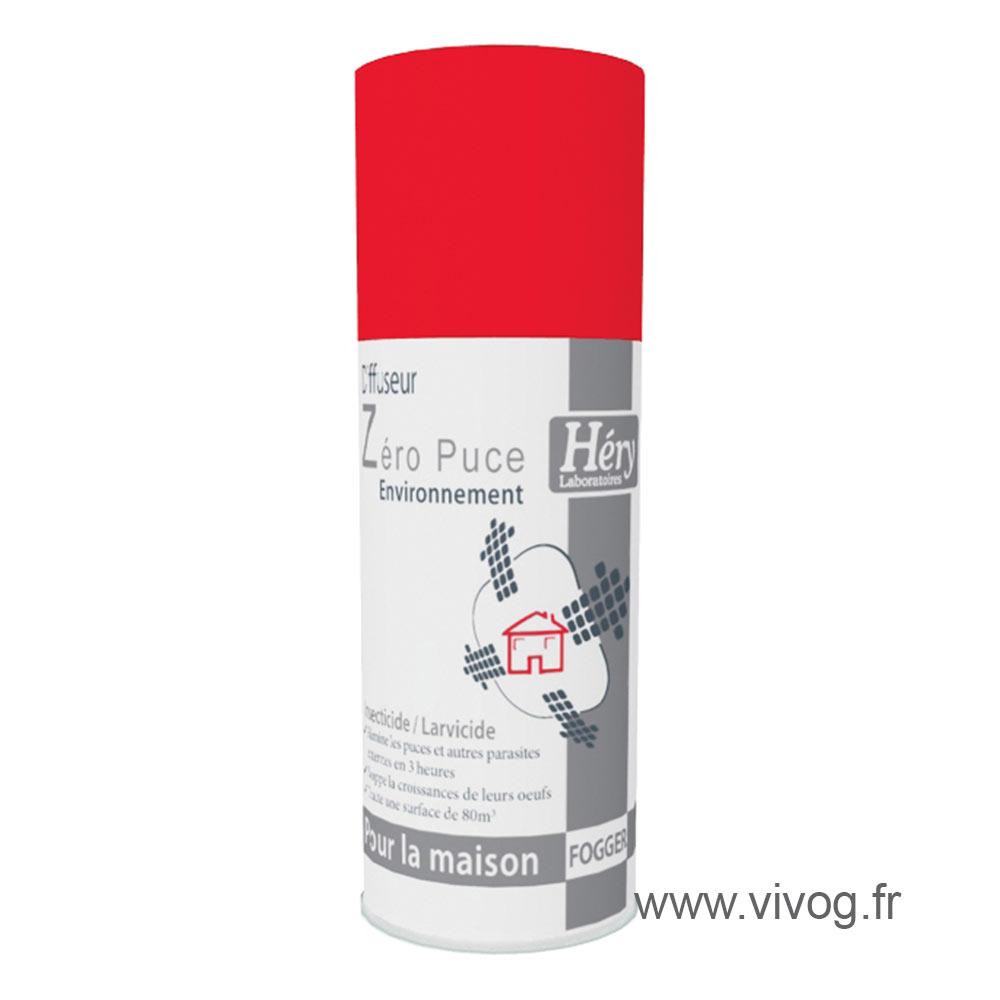 Diffuseur Zéro puce Fogger Héry 150ml